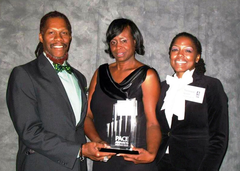 Renaissance Club won first place in the $800-$1000 per month category