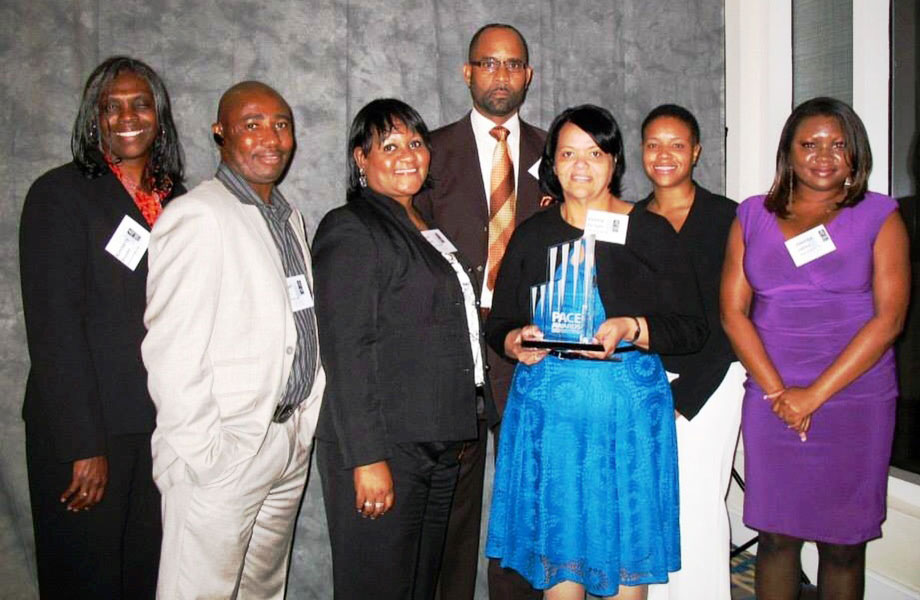 The Evergreens at Laurel received the Best Property Transformation Award for the entire competition